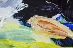 Masern Sie Ölgemälde, Blumen, Kunst, gemaltes Farbbild, Farbe, Tapete und Hintergründe, Segeltuch, Künstler, der Impressionismus  Stockbilder
