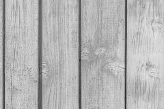 Masern Sie alte Bretter mit Schale der grauen Farbe Stockbilder