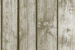 Masern Sie alte Bretter mit Schale der grauen Farbe Lizenzfreie Stockfotos