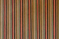 Masern Sie das mit Teppich auslegen mehrfarbig, Gewebe lizenzfreies stockfoto