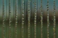 Masern Sie ` Glas, Nebel, Tropfen `: Wasser Lizenzfreie Stockbilder