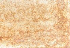 Masern Sie Rosthintergrund, alten Metalleisenrost, verrosteter Stahl Stockbild