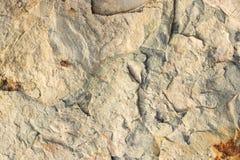 maserte ein Stück des Felsens als Beschaffenheit oder Hintergrund Stockbild
