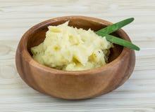 Mash potato Stock Photos