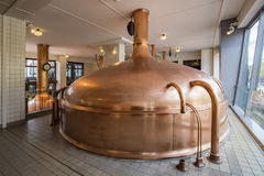 Mash tun Royalty Free Stock Image