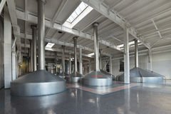 Mash vats Stock Images