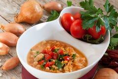 Mashed Beans Royalty Free Stock Image