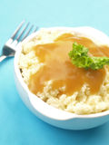 Mashed potato Royalty Free Stock Image
