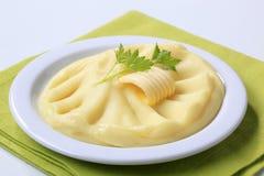 Mashed potato Royalty Free Stock Photo