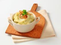 Mashed potato Stock Photography