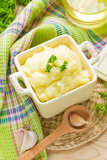 Mashed potato Royalty Free Stock Photography
