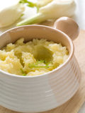 Mashed potato Royalty Free Stock Image