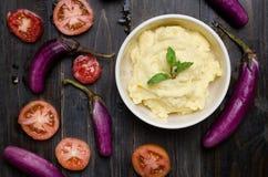 Mashed potato Stock Photos