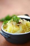 Mashed potato Stock Image