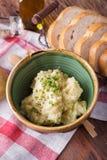 Mashed potato Stock Images