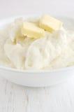 Mashed potatoes Royalty Free Stock Photo
