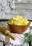 Mashed potatoes. Stock Image