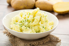 Mashed potatoes Stock Photography