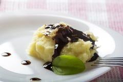 Mashed potatoes Stock Photo
