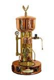 Mashine van de koffie Royalty-vrije Stock Foto's