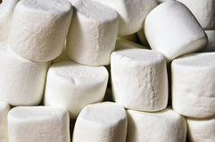 Mashmallows Stockfoto