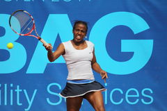 Mashona Washington - Prague open 2011 Stock Photo