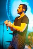 Mashrou leila Obrazy Royalty Free