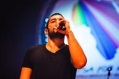 Mashrou leila Zdjęcie Royalty Free