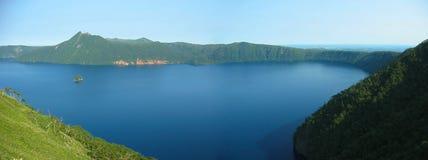 湖mashu 免版税图库摄影