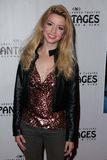 Masiela Lusha. At the Come Fly Away Premiere, Pantages, Hollywood, CA 10-25-11 Royalty Free Stock Photos
