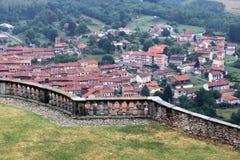 Masino城堡在意大利 库存照片
