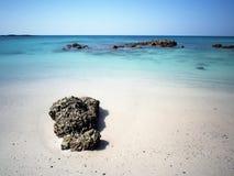 Masirah Island. Beach on southern tip of Masirah Island, Sultanate of Oman Stock Photos