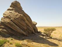 Masirah island landscape Stock Photography
