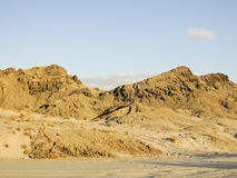 Masirah island landscape Royalty Free Stock Photo