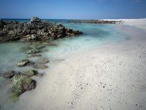 Masirah Island. Southern coast of Masirah Island, Oman Royalty Free Stock Images