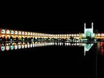 Masjed-e Jāmé of Isfahan royalty free stock images