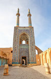 Masjed-i Jame' Mosque Royalty Free Stock Image