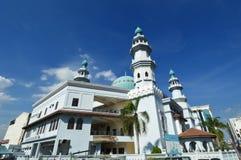 Masjid印度穆斯林Tengku Kelana 库存照片
