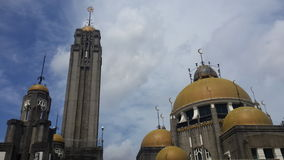 Masjid苏丹suleiman 免版税库存图片