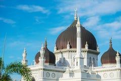 Masjid Захир в городе Alor Setar, Малайзии Стоковое фото RF