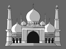 Masjid 免版税库存照片