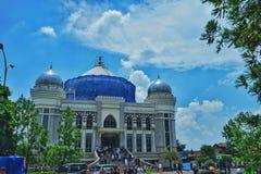 Masjid Agung δια το στούντιο, Bandung - δυτική Ιάβα στοκ φωτογραφίες με δικαίωμα ελεύθερης χρήσης