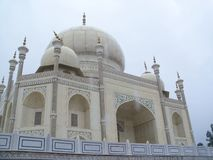 Masjid al dehli Immagini Stock Libere da Diritti