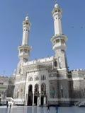 Masjid Al Haram exterior in Mecca Stock Images