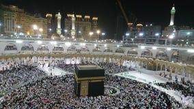 Masjid Al Haram and Kaaba Royalty Free Stock Photo