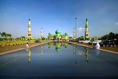 Masjid Annur Pekanbaru Στοκ Φωτογραφία