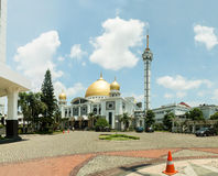 Masjid Baitul Hamdi - Сурабая Java, Индонесия Стоковое Изображение