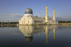 Masjid Bandaraya in Kota Kinabalu, Malaysia stockfoto