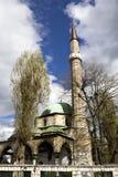 Masjid in Bascarsija Sarajevo Royalty Free Stock Photo