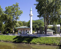 Masjid in Bascarsija Sarajevo Royalty Free Stock Images